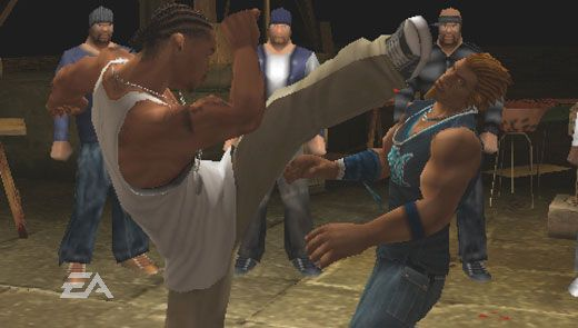 Def Jam Fight For NY: The Takeover (PSP)  Archiv - Screenshots - Bild 10