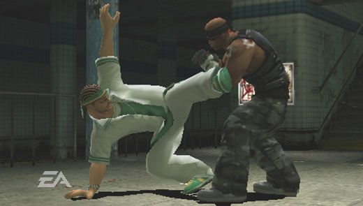 Def Jam Fight For NY: The Takeover (PSP)  Archiv - Screenshots - Bild 8