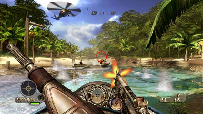 Far Cry Instincts Predator  Archiv - Screenshots - Bild 44