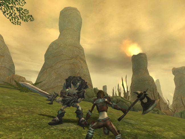The Chronicles of Spellborn  Archiv - Screenshots - Bild 92