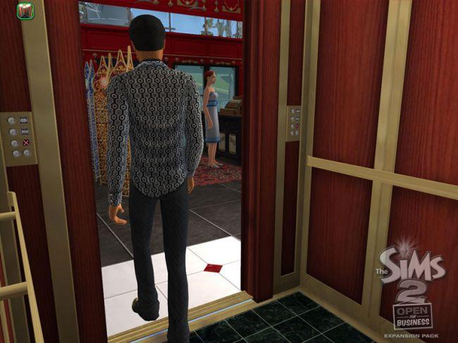 Die Sims 2: Open For Business  Archiv - Screenshots - Bild 3