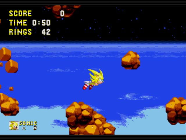 Sonic Mega Collection Plus  Archiv - Screenshots - Bild 10
