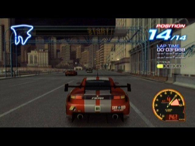 Ridge Racer 6  Archiv - Screenshots - Bild 8
