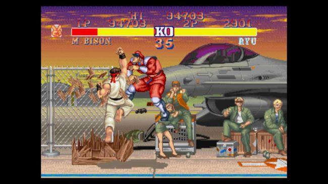 Street Fighter 2: Hyper Fighting  Archiv - Screenshots - Bild 2