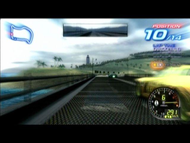 Ridge Racer 6  Archiv - Screenshots - Bild 2