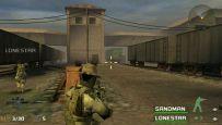 SOCOM: U.S. Navy Seals - Fireteam Bravo (PSP)  Archiv - Screenshots - Bild 4