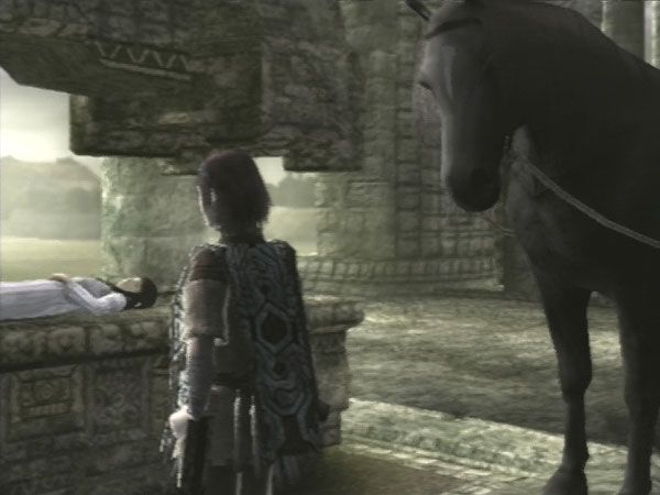 Shadow of the Colossus  Archiv - Screenshots - Bild 2