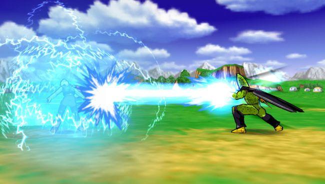 Dragon Ball Z: Shin Budokai (PSP)  Archiv - Screenshots - Bild 11