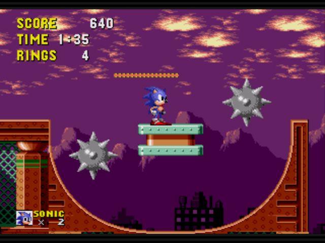 Sonic Mega Collection Plus  Archiv - Screenshots - Bild 14