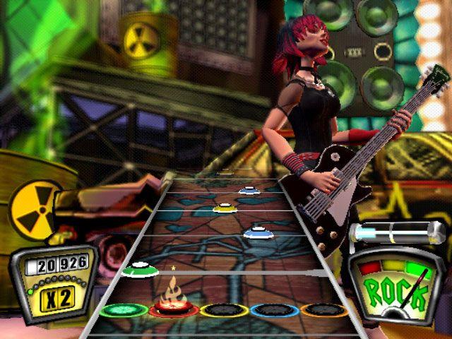 Guitar Hero  Archiv - Screenshots - Bild 20