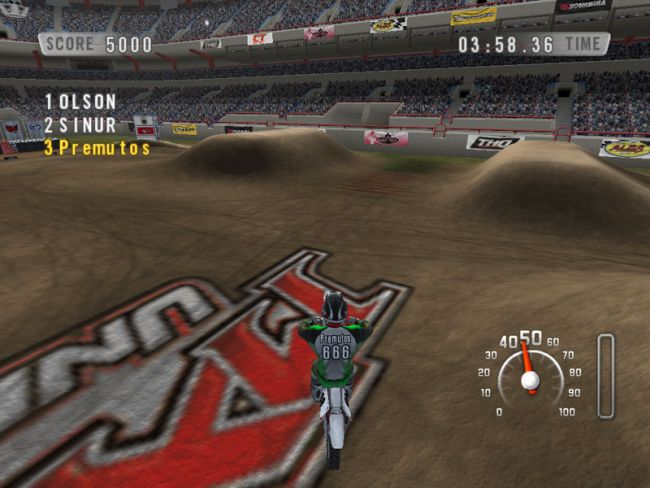 MX vs. ATV Unleashed  Archiv - Screenshots - Bild 4