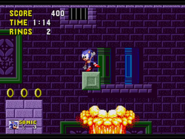 Sonic Mega Collection Plus  Archiv - Screenshots - Bild 13