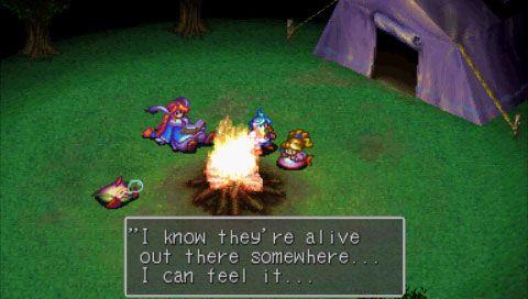 Breath of Fire III (PSP)  Archiv - Screenshots - Bild 2