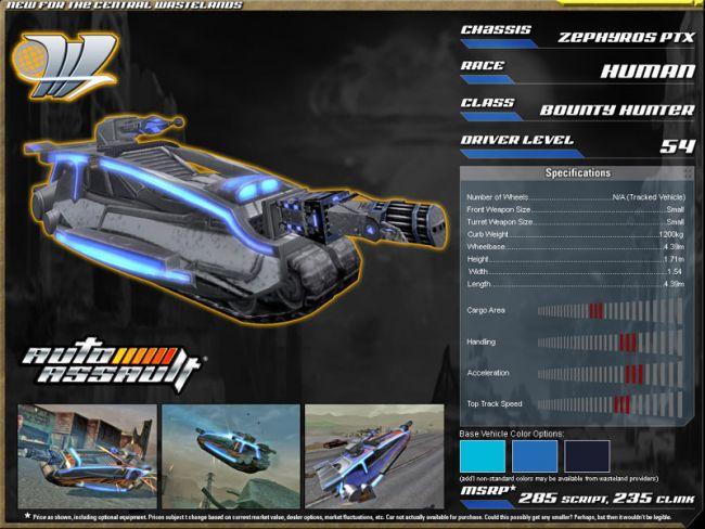 Auto Assault  Archiv - Screenshots - Bild 13