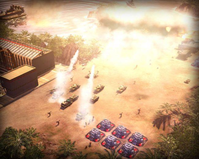 Act of War: High Treason  Archiv - Screenshots - Bild 3