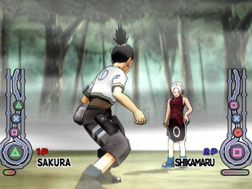 Naruto: Ultimate Ninja  Archiv - Screenshots - Bild 17