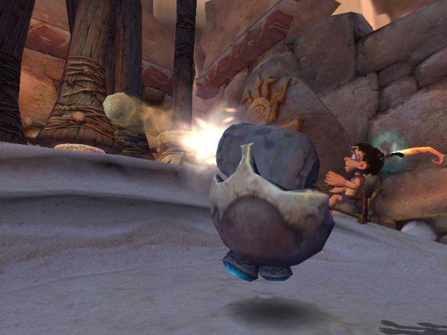 Tak: Die große Juju-Jagd  Archiv - Screenshots - Bild 11