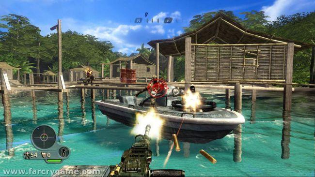 Far Cry Instincts Predator  Archiv - Screenshots - Bild 13