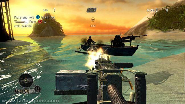 Far Cry Instincts Predator  Archiv - Screenshots - Bild 22