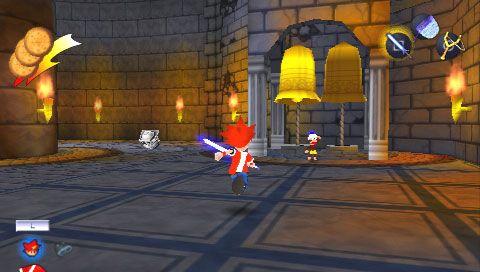 Ape Escape P (PSP)  Archiv - Screenshots - Bild 20