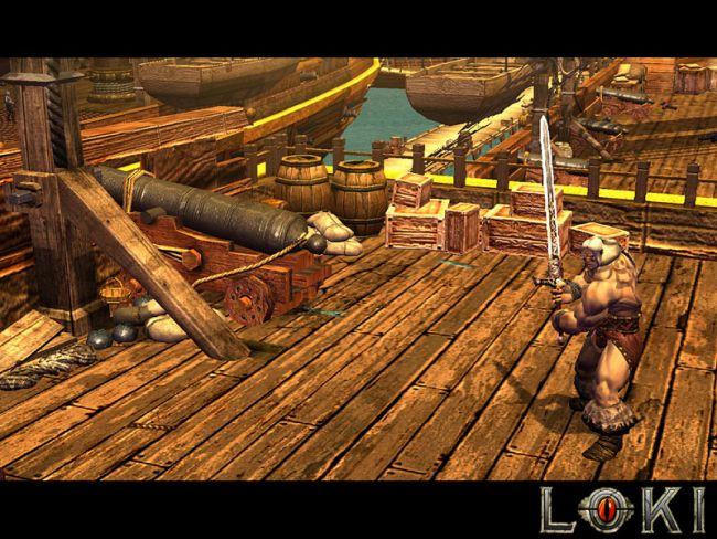 Loki: Im Bannkreis der Götter  Archiv - Screenshots - Bild 166