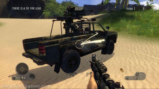 Far Cry Instincts Predator  Archiv - Screenshots - Bild 25