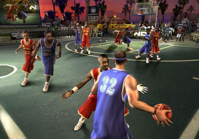 AND 1 Streetball  Archiv - Screenshots - Bild 3