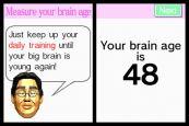 Dr. Kawashimas Gehirn-Jogging: Wie fit ist Ihr Gehirn? (DS)  Archiv - Screenshots - Bild 9