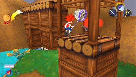 Ape Escape P (PSP)  Archiv - Screenshots - Bild 14