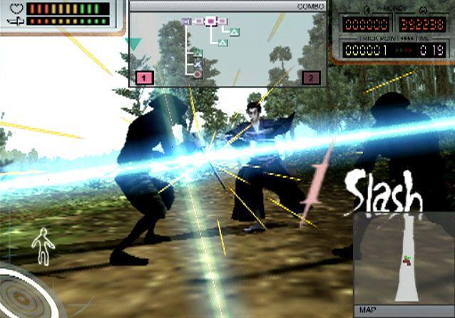 Samurai Champloo: Sidetracked  Archiv - Screenshots - Bild 4
