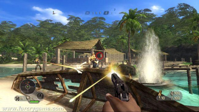 Far Cry Instincts Predator  Archiv - Screenshots - Bild 14