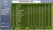 Football Manager Handheld (PSP)  Archiv - Screenshots - Bild 3