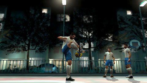 FIFA Street 2 (PSP)  Archiv - Screenshots - Bild 6