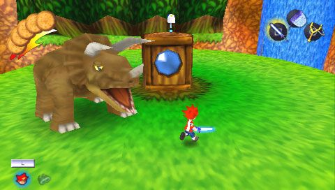 Ape Escape P (PSP)  Archiv - Screenshots - Bild 6