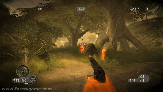 Far Cry Instincts Predator  Archiv - Screenshots - Bild 17