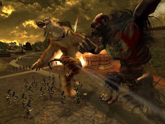 Black & White 2: Battle of the Gods - Screenshots - Bild 10