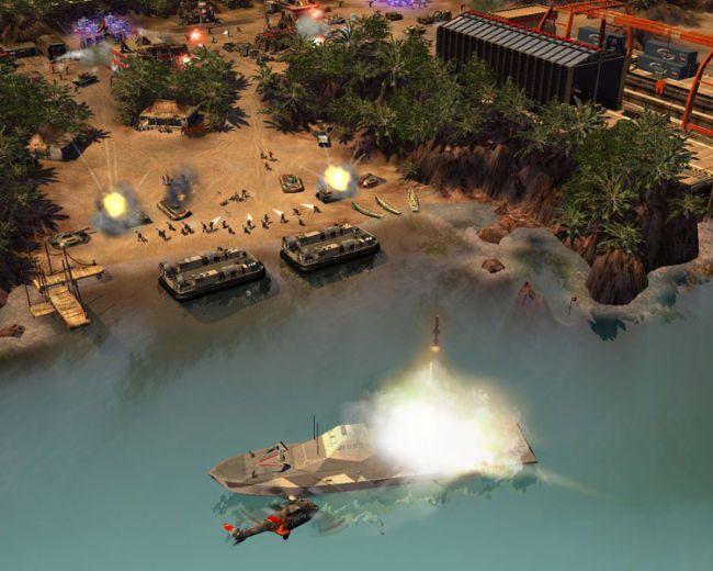 Act of War: High Treason  Archiv - Screenshots - Bild 6