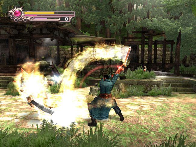 Onimusha 3  Archiv - Screenshots - Bild 2