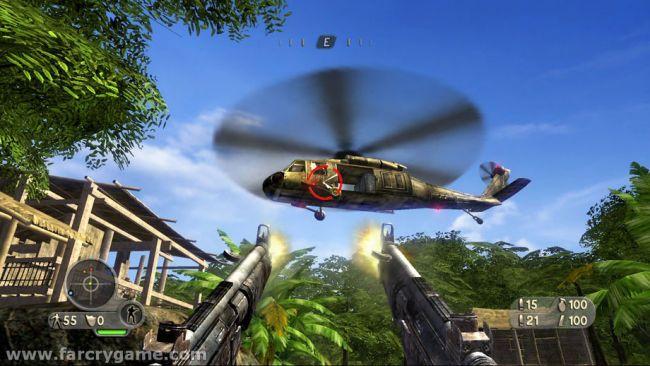 Far Cry Instincts Predator  Archiv - Screenshots - Bild 12