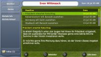 Football Manager Handheld (PSP)  Archiv - Screenshots - Bild 5