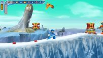 MegaMan Maverick Hunter X (PSP)  Archiv - Screenshots - Bild 2