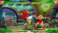 Street Fighter Alpha 3 Max (PSP)  Archiv - Screenshots - Bild 2