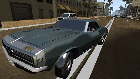 Rush (PSP)  Archiv - Screenshots - Bild 2