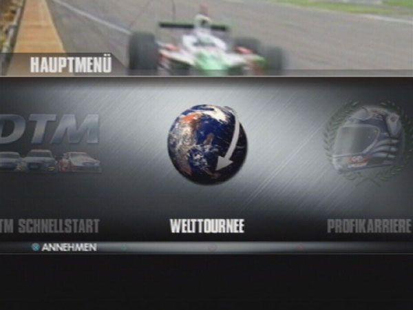 DTM Race Driver 3  Archiv - Screenshots - Bild 2