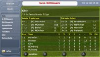 Football Manager Handheld (PSP)  Archiv - Screenshots - Bild 2