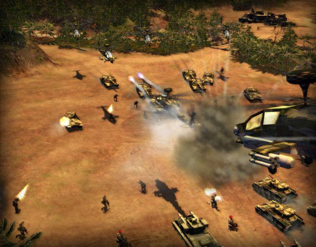 Act of War: High Treason  Archiv - Screenshots - Bild 2