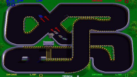 Midway Arcade Treasures: Extended Play (PSP)  Archiv - Screenshots - Bild 4