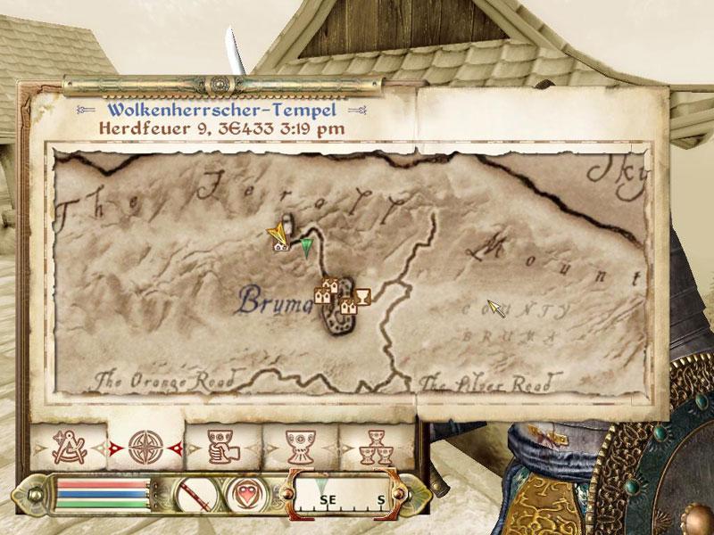 The Elder Scrolls 4 Oblivion The Elder Scrolls 4 Oblivion Quest