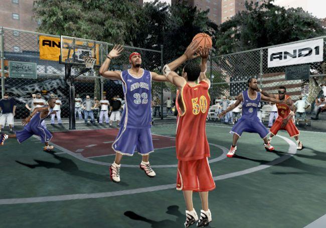 AND 1 Streetball  Archiv - Screenshots - Bild 6