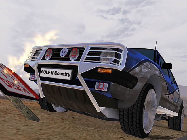 GTI Racing  Archiv - Screenshots - Bild 20